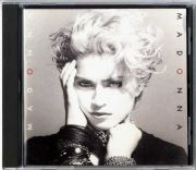 MADONNA - USA 1983  DEBUT CD ALBUM